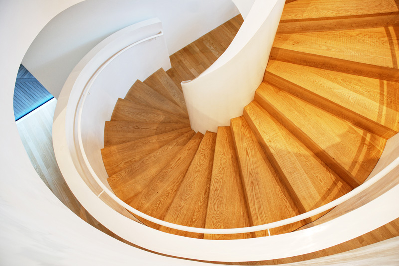 Gordon Greig Joinery Stairs